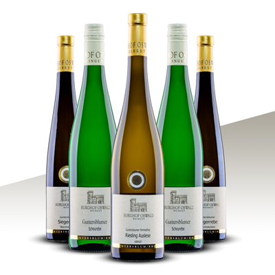 Lieblicher Weißwein